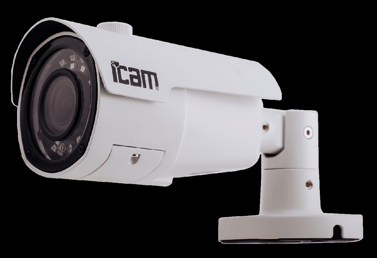 Цилиндрическая IP камера ICAM ZFB1 (2МП)
