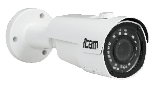 Цилиндрическая IP камера ICAM ZFB1 (2МП), фото 2