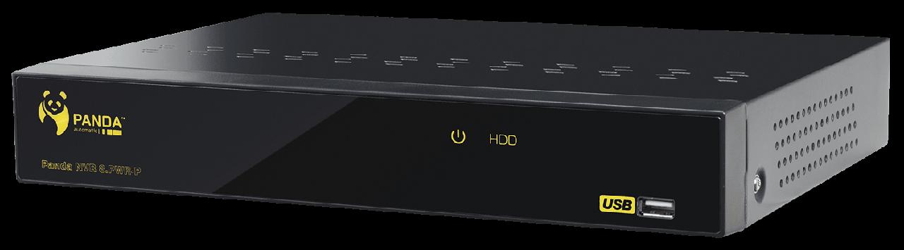 Сетевой видеорегистратор iPANDA NVR 8.PWR-P