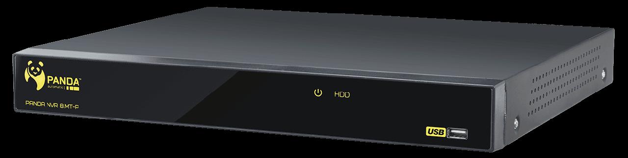 Сетевой видеорегистратор iPANDA NVR 8.MT-P