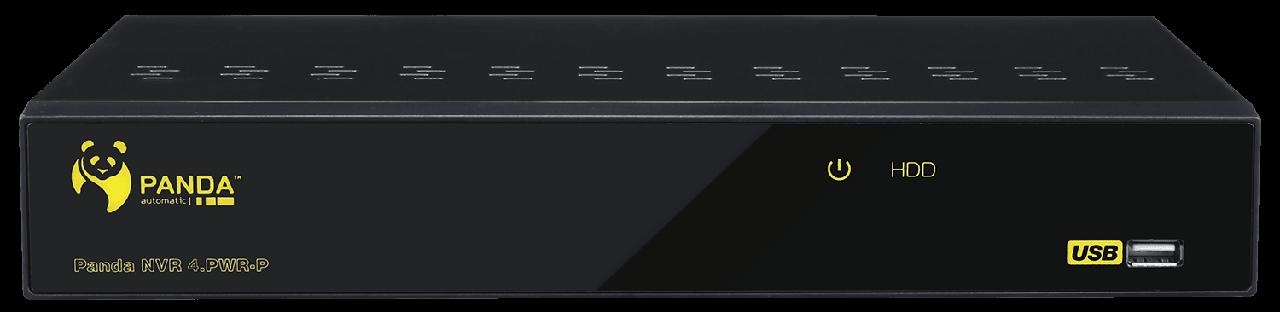 Сетевой видеорегистратор iPANDA NVR 4.PWR-P