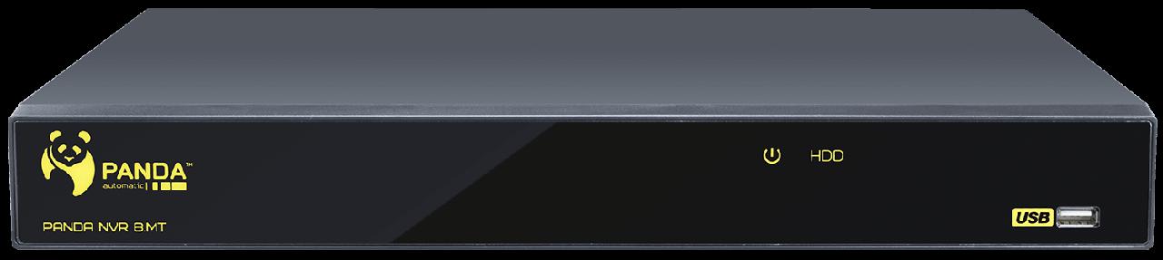 Сетевой видеорегистратор iPANDA NVR 8.MT