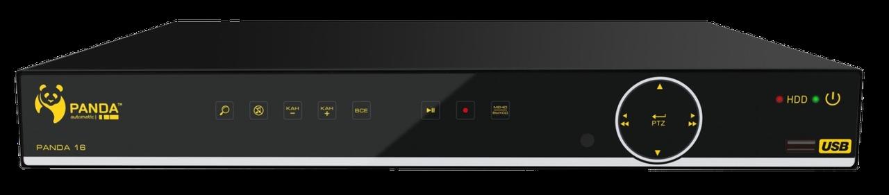 Гибридный видеорегистратор iPANDA 16