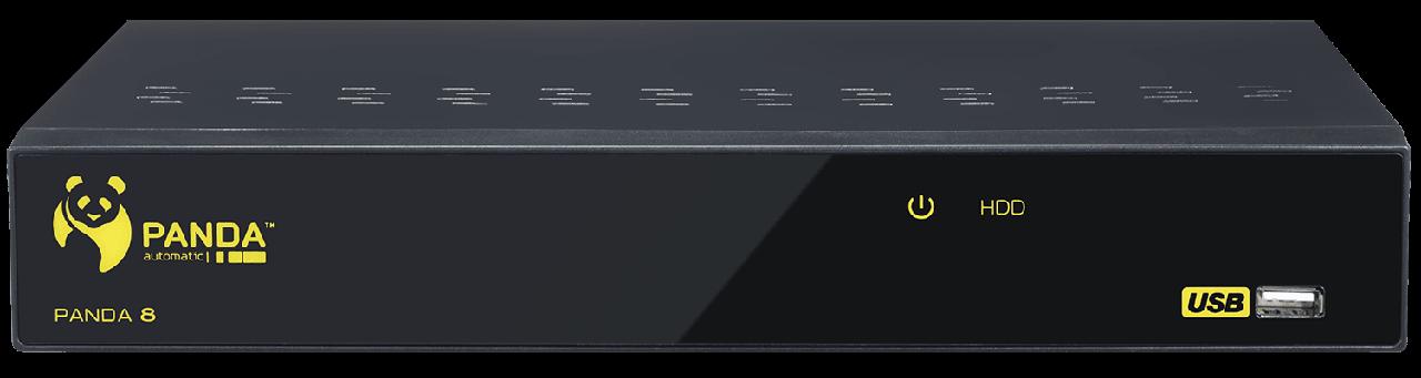 Гибридный видеорегистратор iPanda 8.basic ver.2