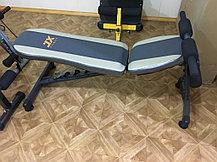 Скамья для пресса SP-100 до 100 кг., фото 2