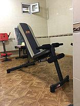 Скамья для пресса SP-100 до 100 кг., фото 3