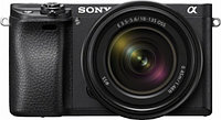 Sony Alpha A6500 kit Sony E 18-135mm f/3.5-5.6 OSS меню на русском языке