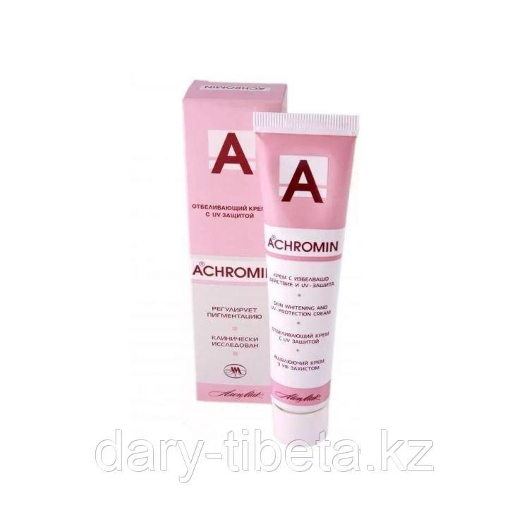 Ахромин крем отбеливающий с UV защитой