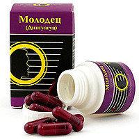 Дингуагуа (молодец)  препарат для потенции 8шт
