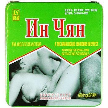 Ин Чян(скорый и долгий) препарат для потенции  24шт