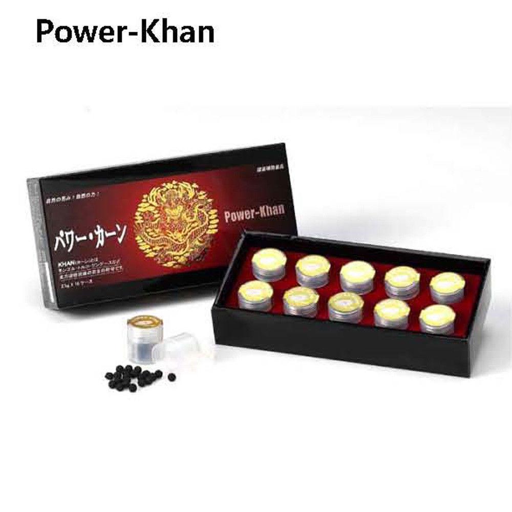 Могучий хан (Power Khan) препарат для потенции 50 драже