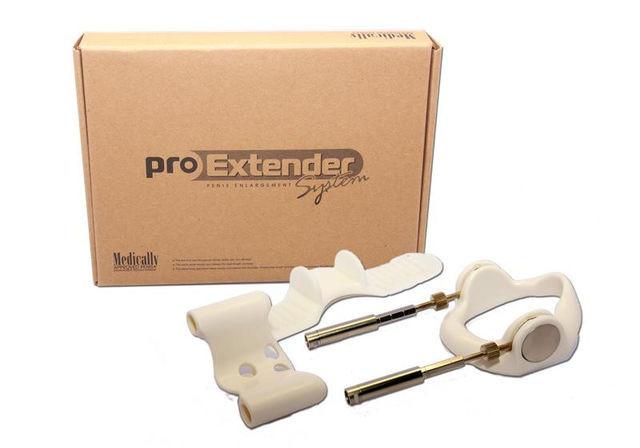 Proextender System - увеличение члена в домашних условиях