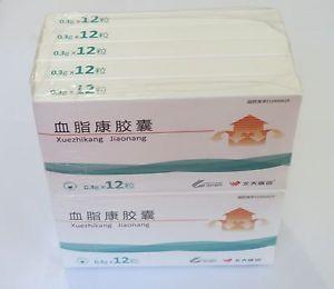 Сюэ Чжи Кан снижения холистирина в крови 12шт
