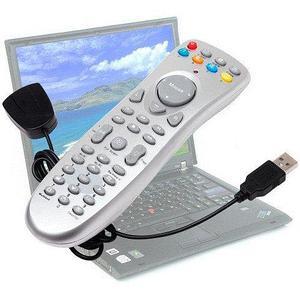 Пульт д/у для управления компьютером и ноутбуком PC Remote Controller USB