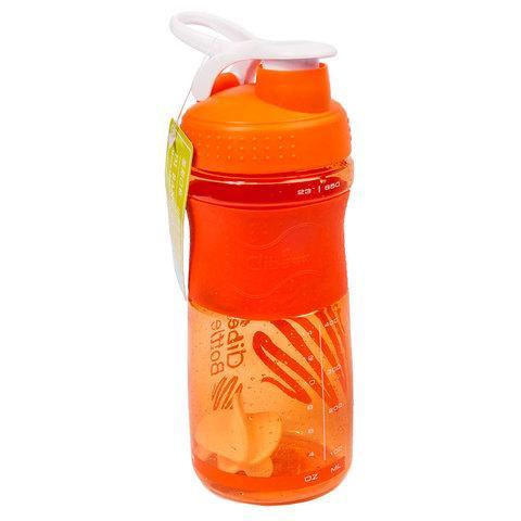 Бутылка-шейкер спортивная Cibe Bottle (Оранжевый)