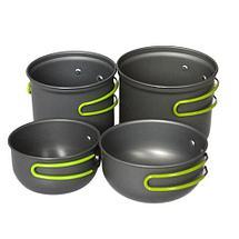 Набор туристической посуды CAMPSOR COOKING SET [4 предмета], фото 2