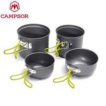 Набор туристической посуды CAMPSOR COOKING SET [4 предмета], фото 3