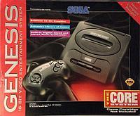 Игровая приставка SEGA MEGA Drive 2 (132 встроенные игры)