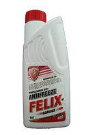 Антифриз Felix Carbox G12 красный 1 литр