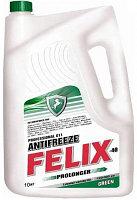 Антифриз Felix Prolonger G11 зеленый  10 литров