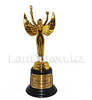 """Фигура сувенирная Оскар женский """"За высокие достижения"""""""