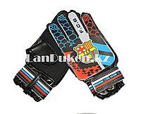 Перчатки вратарские футбольные F.C. Barcelona (Ф.К. Барселона), фото 1