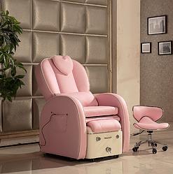 Педикюрное кресло с ванночкой