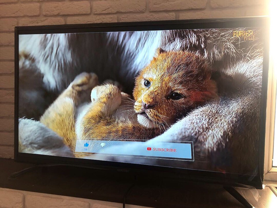 Телевизор LED TV Samsung Smart tv 50 диагональ - фото 2