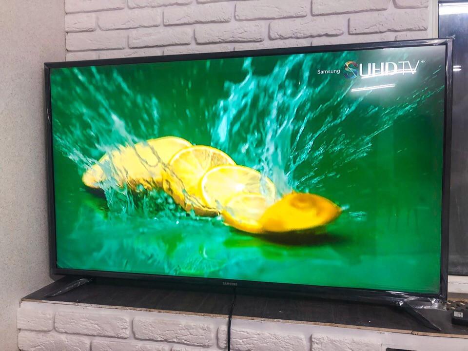 Телевизор LED TV Samsung Smart tv 55 диагональ - фото 2