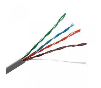 Кабель Cable UTP-5 cat VISION 24awg 305m Бухта