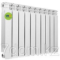 Ресурс 500/80 Биметаллический радиатор, фото 3
