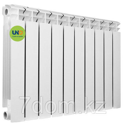 UNO-TWIN 500/80 Биметаллический радиатор, фото 2