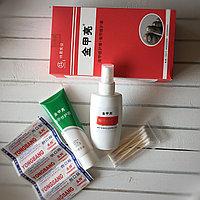 """Набор для лечения ногтевого грибка рук и ног """"Синь Цзя Лян"""""""