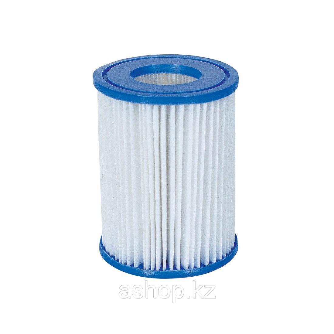 Картридж для фильтра Bestway 58094, Цвет: Бело-синий
