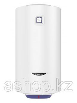 Водонагреватель электрический Ariston BLU1 R ABS SLIM 50 V, 8 бар (max.), 50 л, Цвет: Белый, (3700538)