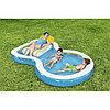Бассейн надувной Bestway Staycation Pool, 340 л,, Насос: Нет, Лестница: Нет, Поливинилхлорид, Цвет: Голубой, фото 2
