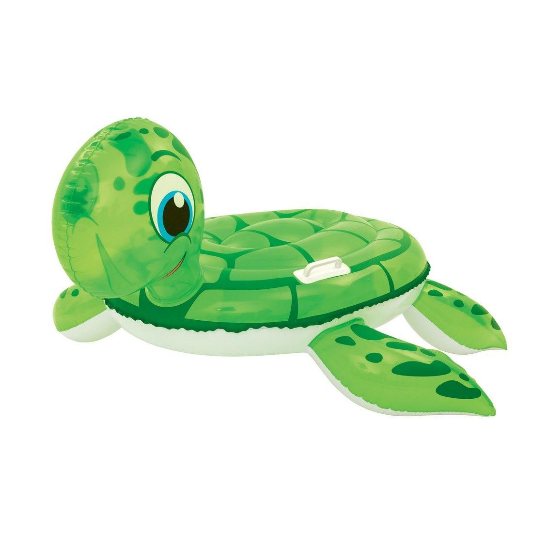 Надувная игрушка Bestway Черепаха, Материал: Поливинилхлорид, Цвет: Бело-зелёный, (41041)