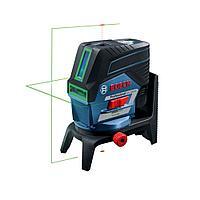 Лазерный уровень Bosch GCL 2-15G Professional + RM1 + BM3 + кейс