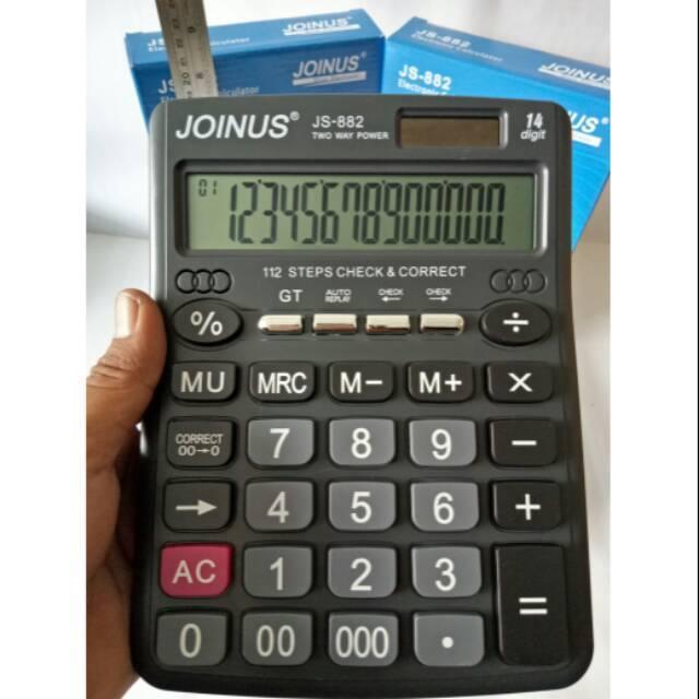 Калькулятор JOINUS JS-882 14 разрядный