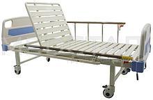 Кровать механическая 2 - секционная, с функцией удлинения ложа