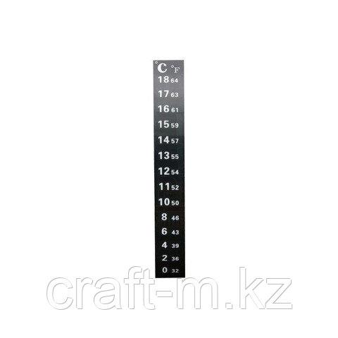 Жидкокристаллический термометр 0-18С