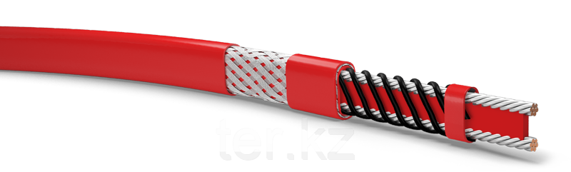 Саморегулируемый греющий кабель 20XTV2-CT, фото 2