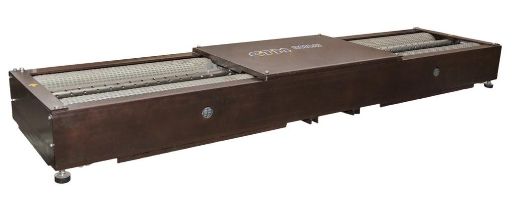 СТМ – 13000.01 — универсальный моноблочный тормозной стенд