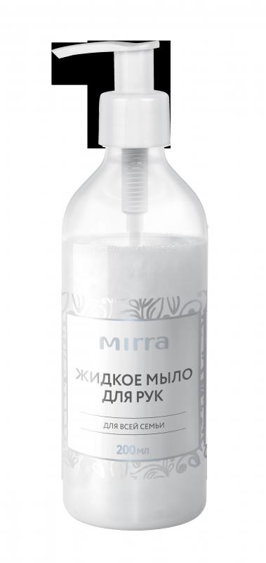MIRRA Жидкое мыло для рук