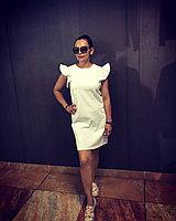 Белое платье 44-48