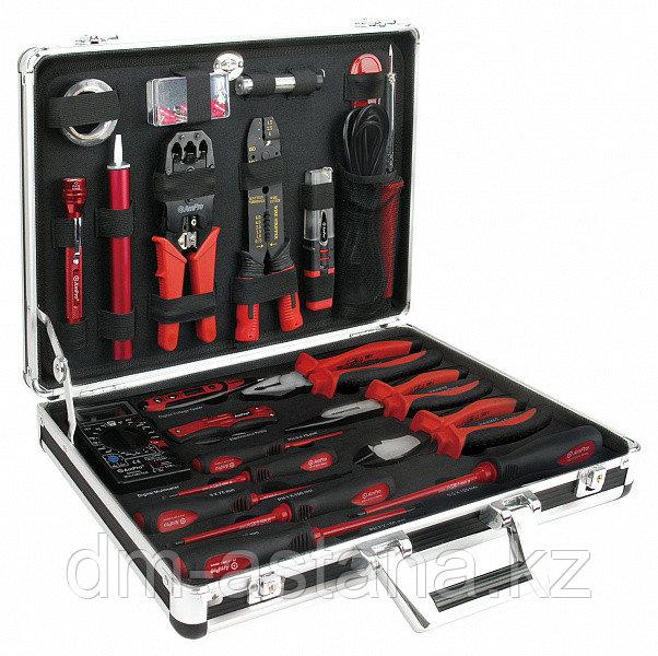 Набор инструментов для электрика, 48 предметов