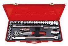 Наборы инструмента в металлических кейсах