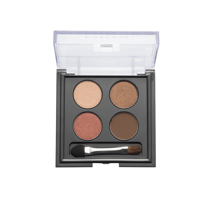 MIRRA Палетка теней для век «Makeup Palette GOLDEN ROSE»