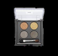 MIRRA Палетка теней для век «Makeup Palette LUXURY SMOKY»