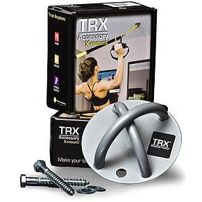 Потолочно-настенное крепление для крепления резиновых и TRX петель, фото 3